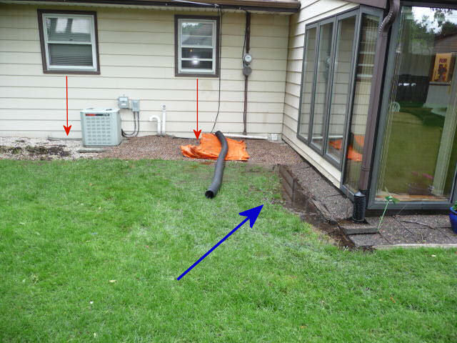 Sump Pumps And How They Work Wisconsin Home Inspector 4 Square Home Inspections Llc